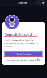 Moonpot参加手順